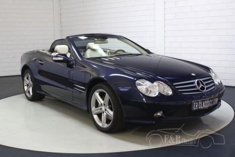 Prodám Mercedes-Benz SL 500