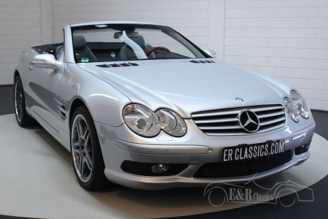 Venda Mercedes-Benz SL 55 AMG 2003 à venda