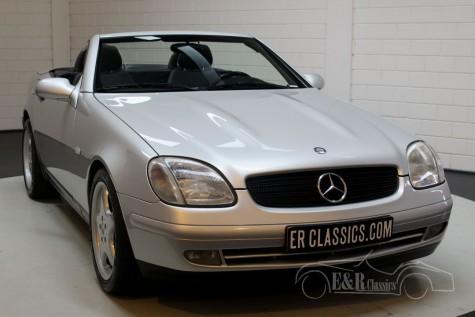 Mercedes SLK 200 cabriolet 1998 for sale