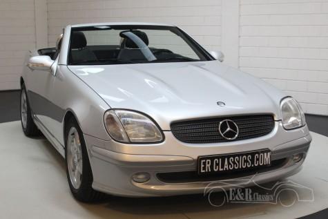Predaj Mercedes-Benz SLK200 2000