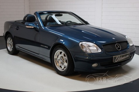 מרצדס בנץ SLK 200 2000 למכירה