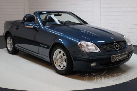 Mercedes-Benz SLK 200 2000 en venta