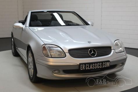 Mercedes-Benz SLK 200 2001 eladása