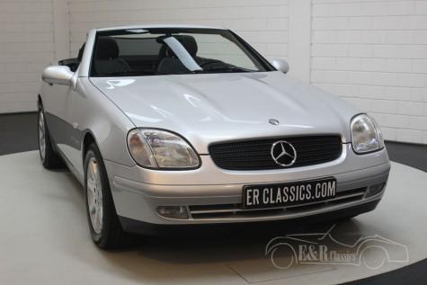 Mercedes-Benz SLK 200 2002 na sprzedaż