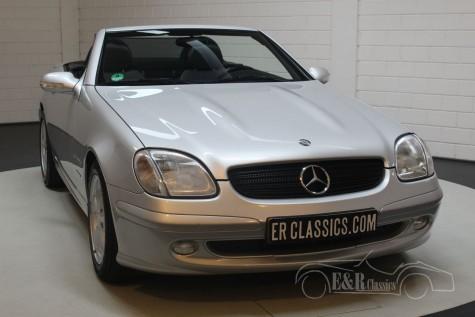 Mercedes-Benz SLK 200 2002 eladása