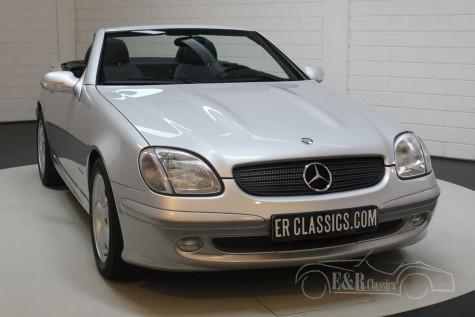 Mercedes-Benz SLK 200 2003 eladása