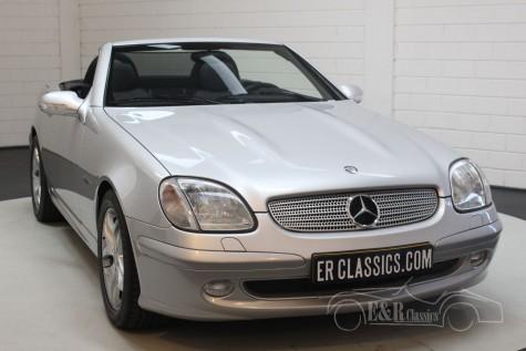 Mercedes-Benz SLK 200 Kompressor 2003 na sprzedaż