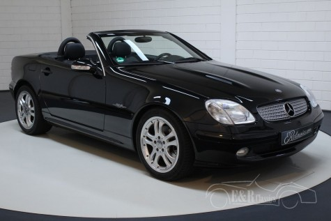 Mercedes-Benz SLK 200 Final Edition 2003 προς πώληση
