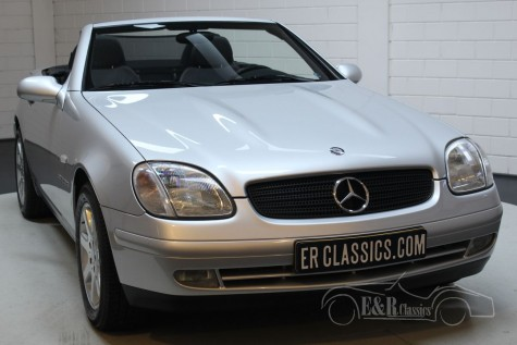 Mercedes-Benz SLK 230 1997  for sale