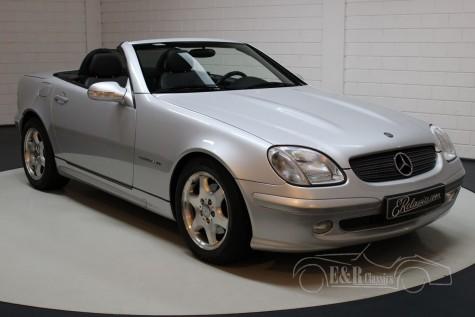 Mercedes-Benz SLK 230 2000 for sale