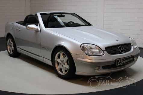 Mercedes-Benz SLK 230 2000 en venta
