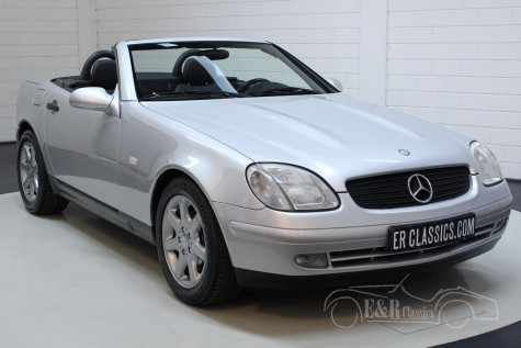 Mercedes-Benz SLK 200 1999 venda
