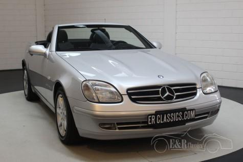 Mercedes-Benz SLK 230 1999 eladása