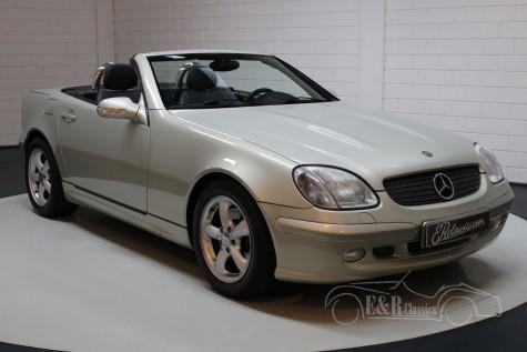 Mercedes-Benz SLK 320 2000 en venta