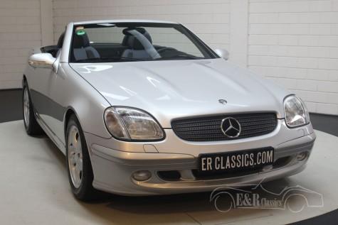 Predaj Mercedes-Benz SLK 320 2000