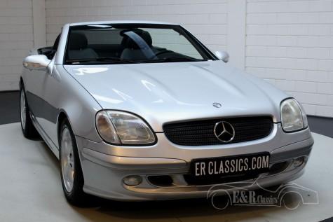 Sprzedaż Mercedes Benz SLK 320 2001