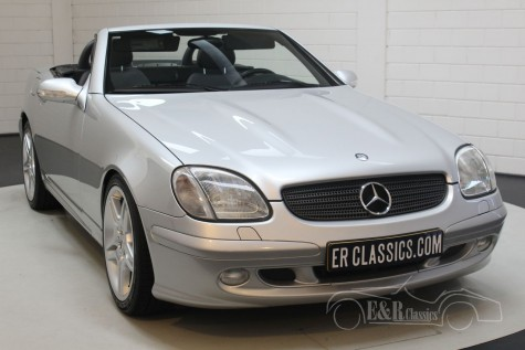 Mercedes-Benz SLK 320 V6 2003 na sprzedaż