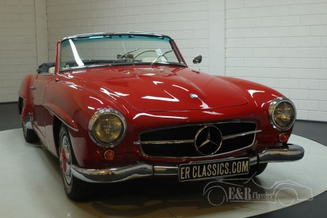Mercedes-Benz 190SL 1956  for sale