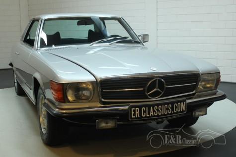 Eladó Mercedes-Benz 280SLC Kupé 1977
