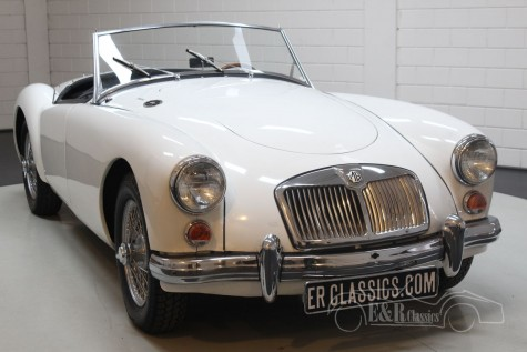 MGA Cabriolet 1961  for sale