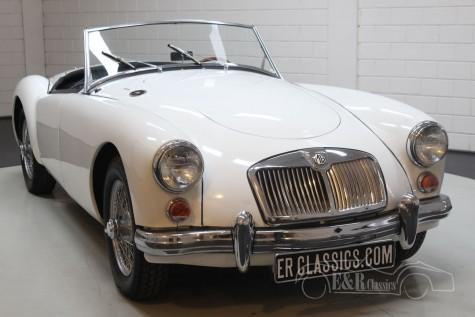 Predaj MGA Cabriolet 1961