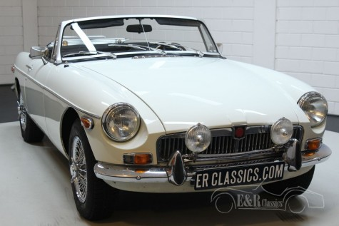MGB 1.8 Roadster 1975 à venda