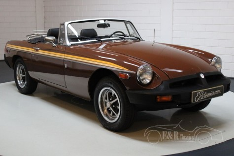 MG B 1978 na prodej