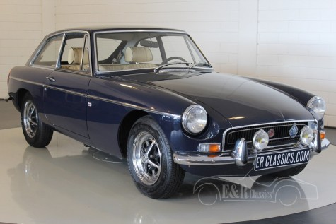 MG MGB GT Coupe 1972  for sale