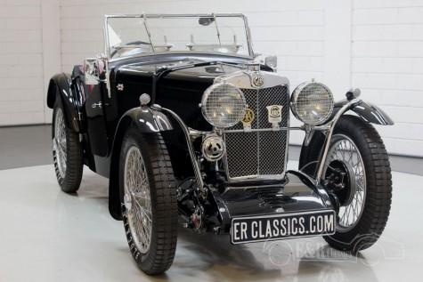 MG J2 Midget 1933 de vânzare