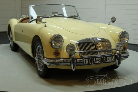 MG A 1600 cabriolet 1959  for sale
