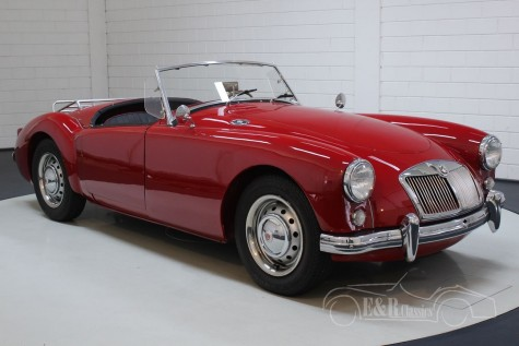 MG MGA 1957 eladó