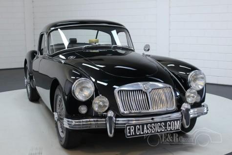 Predaj MGA 1500 Coupe 1957
