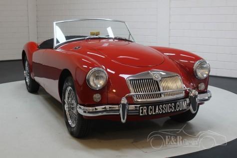 MGA 1500 Cabriolet 1958 de vânzare