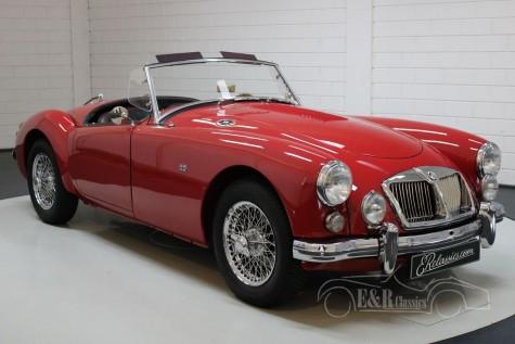 販売MG MGA 1958