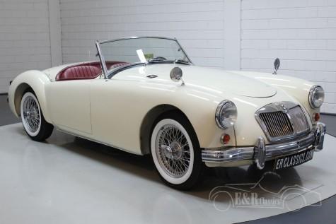 MG MGA Cabriolet 1959 eladó
