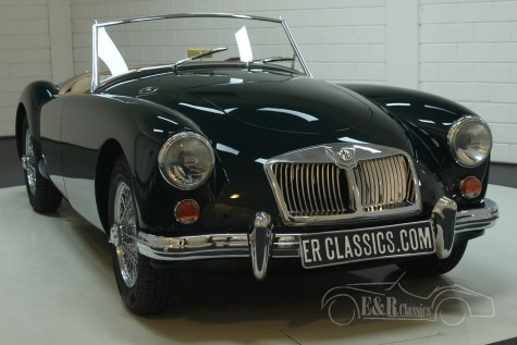 MG A MKII Cabriolet 1961  for sale