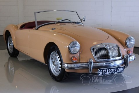 MGA 1600 MKII De Luxe 1962 for sale