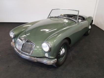 MG MGA 1959 till salu