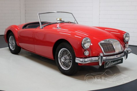 MG MGA 1959 for sale