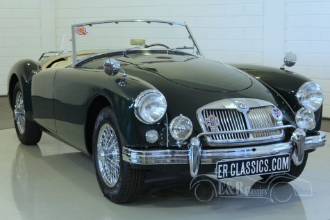 Mg Classic Cars Mg Oldtimers For Sale At E R Classic Cars