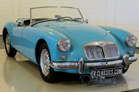MG MGA Twincam cabriolet 1959  for sale