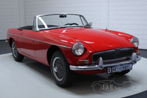 MG MGB 1964 à venda