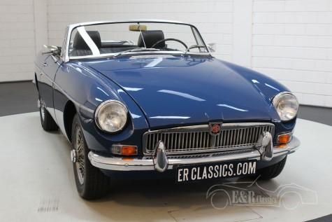 MGB Cabriolet 1964 na predaj