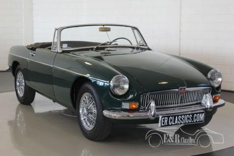 MGB Cabriolet 1965  for sale