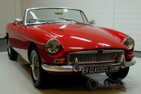 MGB Cabriolet 1965 de vânzare