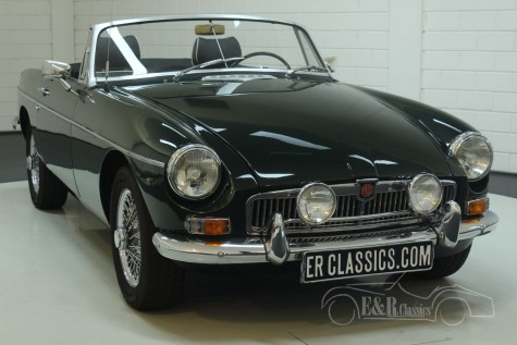 MG B cabriolet 1966  for sale