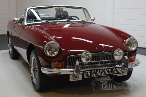 MGB Cabriolet 1976  for sale