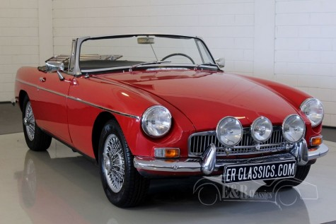 MG MGB Cabriolet 1963 for sale