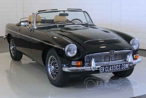MG MGB V8 Cabriolet 1980 for sale