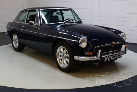 MG MGB GT for sale
